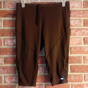 Champion capri work out pants